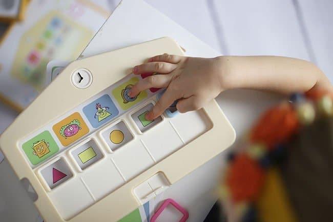 Lernspiel für Kinder ab 3 Jahre